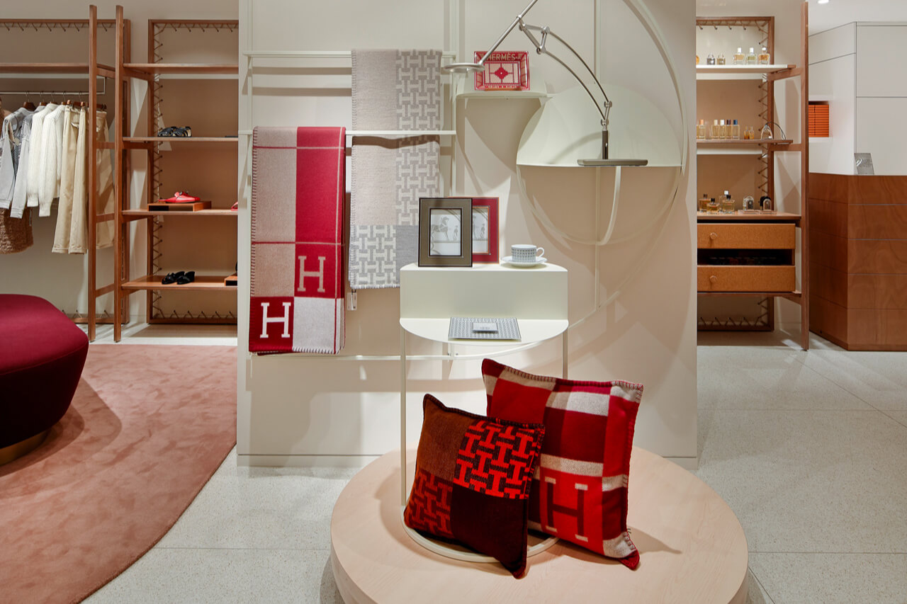 hermes-store-cologne-project